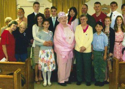 Faith Lutheran Church Easter 2014