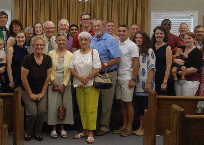 Faith Lutheran Church, 25 June 2017